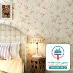 فني ورق حائط لغرف النوم ورق حائط 3d شبابي للعرائس